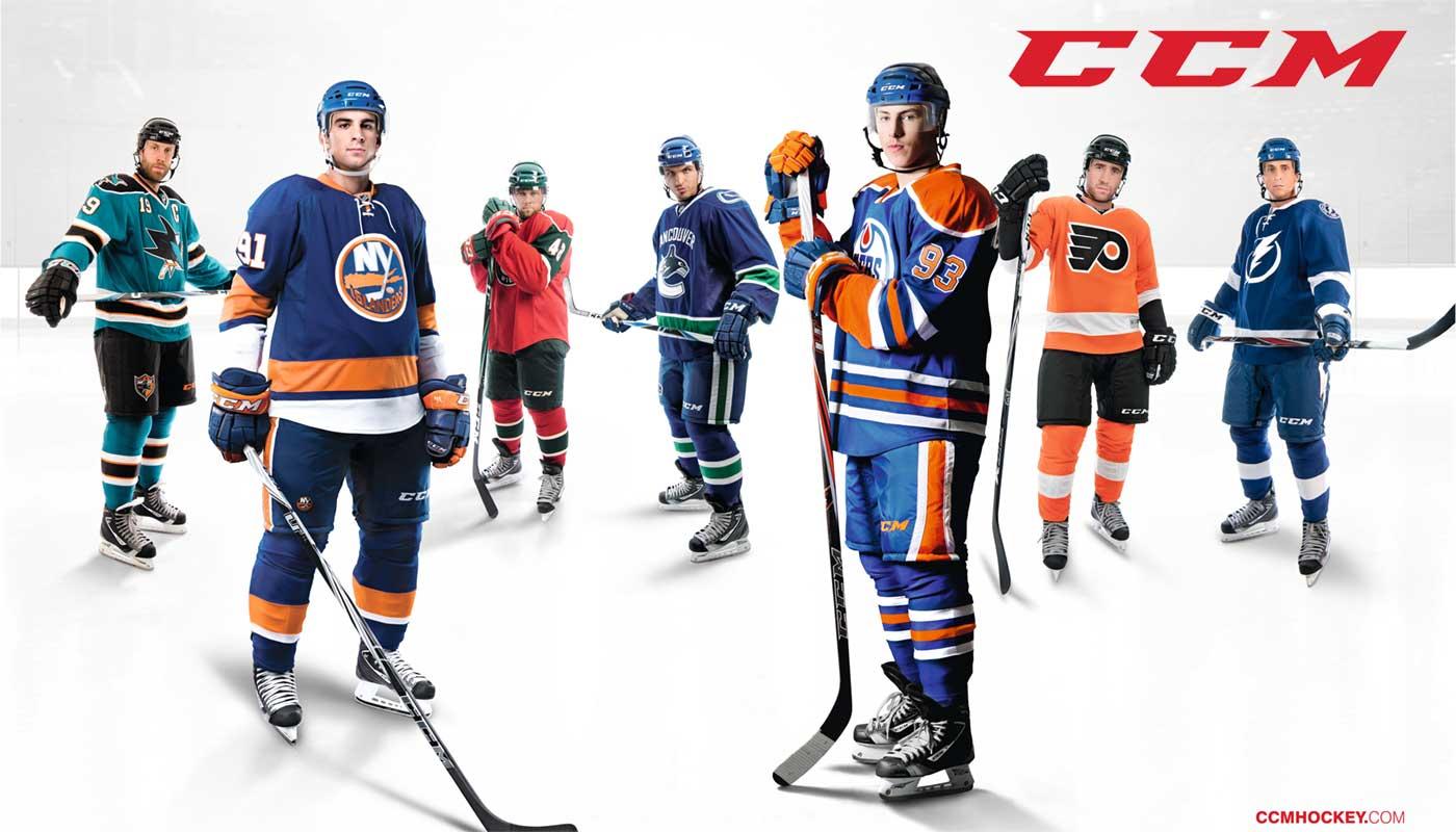 CCM Hockey Produktdarstellung