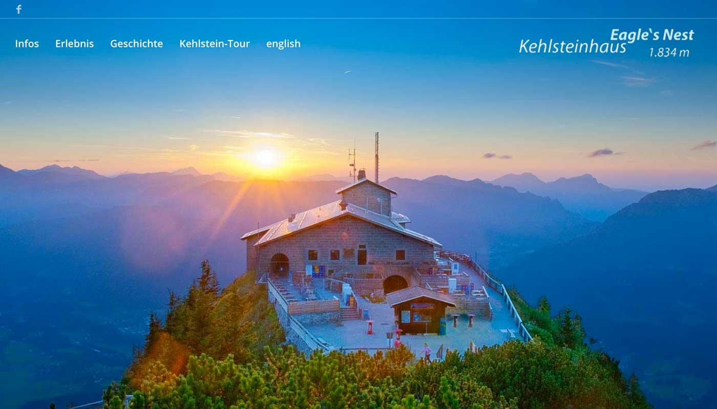 Kehlsteinhaus Bild