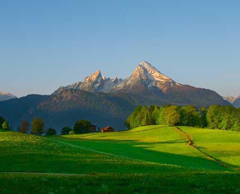 Projekt Naturerlebnisweg Bischofswiesen Beitragsbild