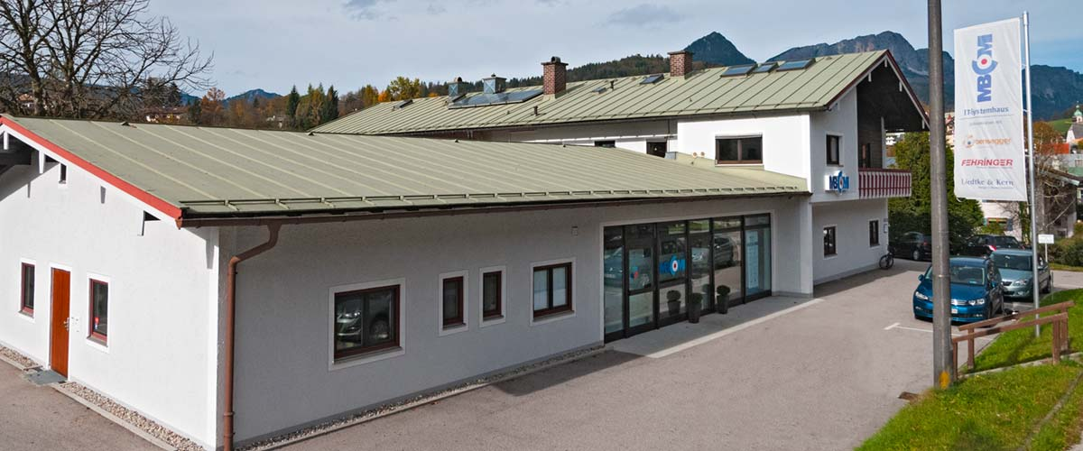 Business Kompetenz Zentrum Süd-Ost-Oberbayern Aussenansicht
