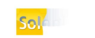 Logo Solopia Recruiting entwickelt von Liedtke & Kern