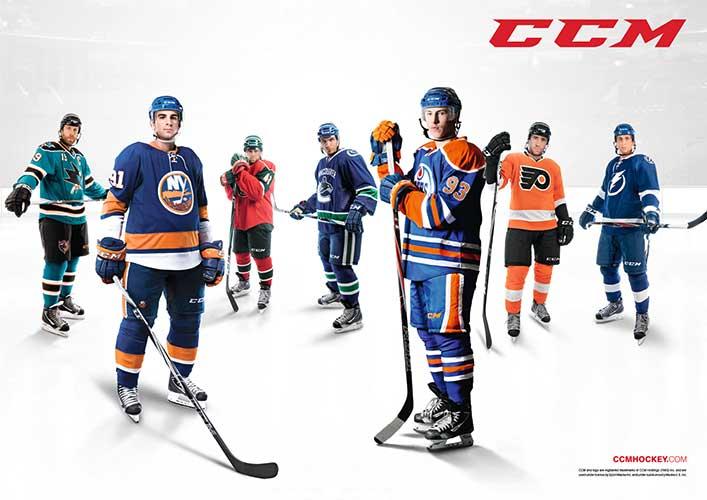 Liedtke & Kern: Banner für CCM Hockey
