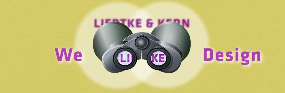 Leistungen Design und Kommunikation Keyvisual Liedtke & Kern