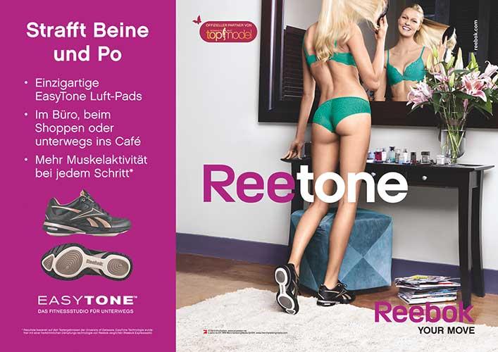 Liedtke & Kern Adapion Kampagne Reebok EasyTone